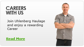 Careers with us - Join Uhlenberg Haulage and enjoy a rewarding career